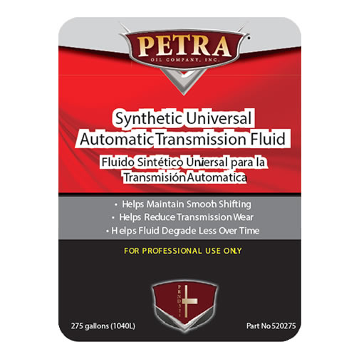 Petra Universal Synthetic ATF Fluid